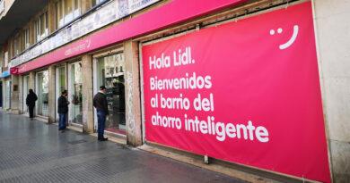 Cash Converter da la bienvenida a Lidl en Palma de Mallorca