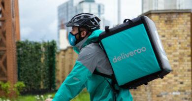 Deliveroo anuncia su salida a bolsa tras sus buenos resultados en 2020