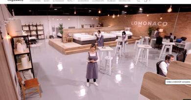 Lomonaco, en busca de una atención personalizada gracias a su LiveShop