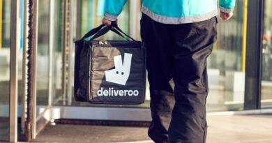 La salida a bolsa de Deliveroo, entre los 7.600 y 8.800 millones de libras