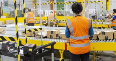 Amazon en España. Su facturación asciende a los 5.400 millones de euros