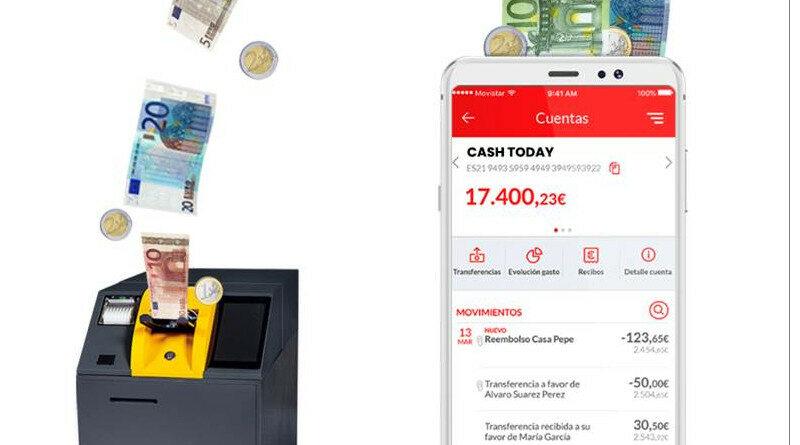 Prosegur y Santander lanzan Cash Today para la gestión digital del efectivo
