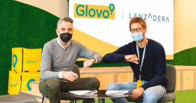Glovo y Lanzadera sellan un acuerdo para impulsar el sector food tech