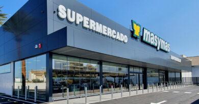 Supermercados Masymas, al alza. Crece un 10,1% en 2020