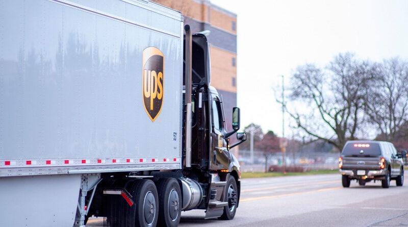 UPS, impulsada por el ecommerce. Incrementa beneficio a triple dígito