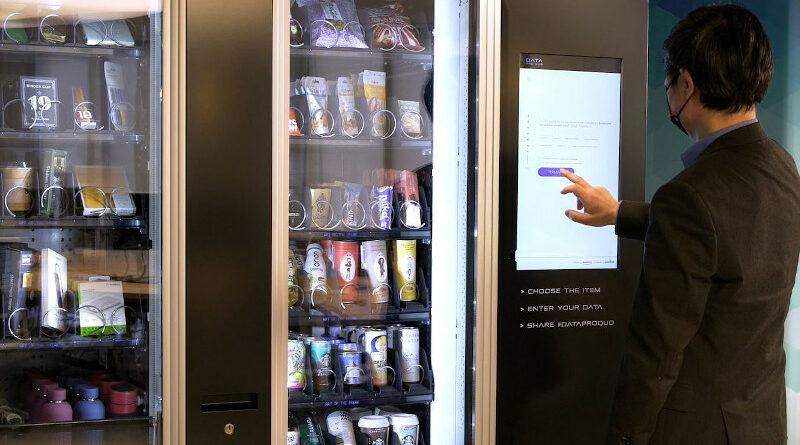 Llega Data Pro Quo, primera máquina vending donde se paga con datos