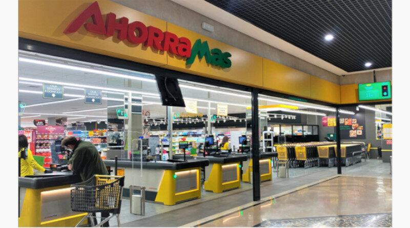 Ahorramas instala un sistema de aforo en tiempo real en sus supermercados