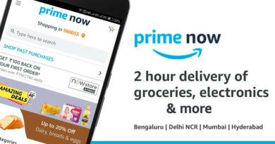 Amazon cierra Prime Now para integrarlo en su marketplace