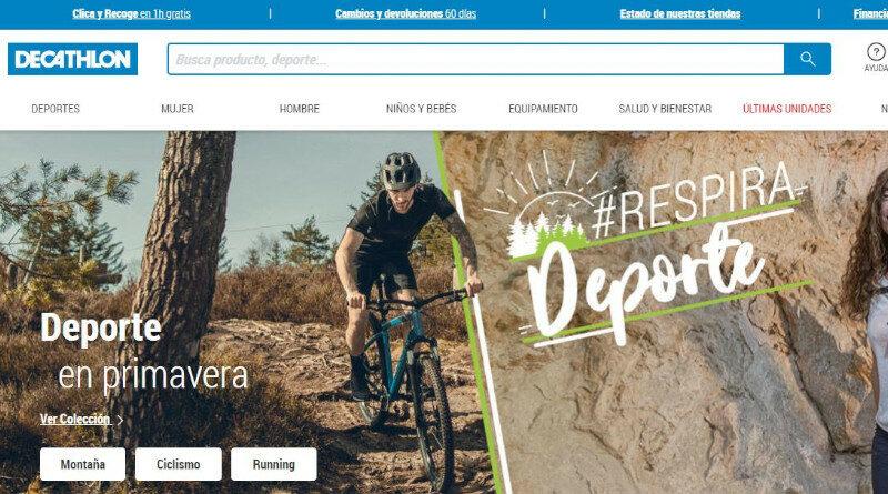Decathlon convertirá su ecommerce español en un marketplace