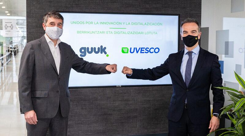 Grupo Uvesco y Guuk, alianza para avanzar en la digitalización de supermercados