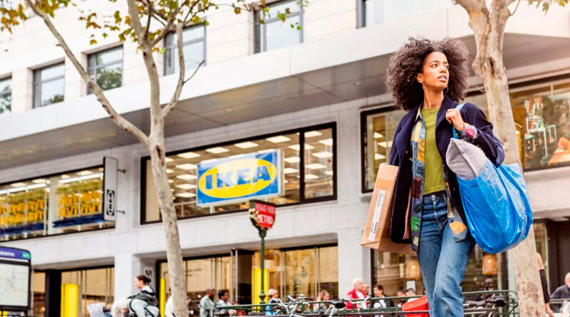 Ikea, impactada por la COVID-19 en España. Sus ventas caen un 9%