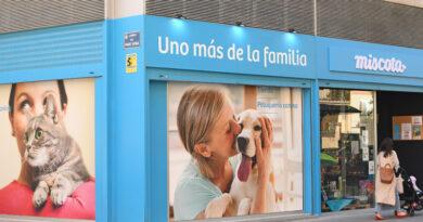Miscota inaugura en Valencia su primera dark store