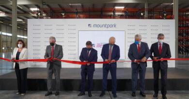 Mountpark y Carreras inauguran un nuevo centro logístico en Illescas (Toledo)