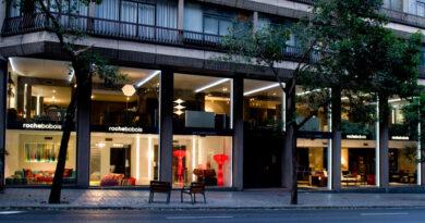 Roche Bobois realiza mudanza en Barcelona y presenta nuevo concepto