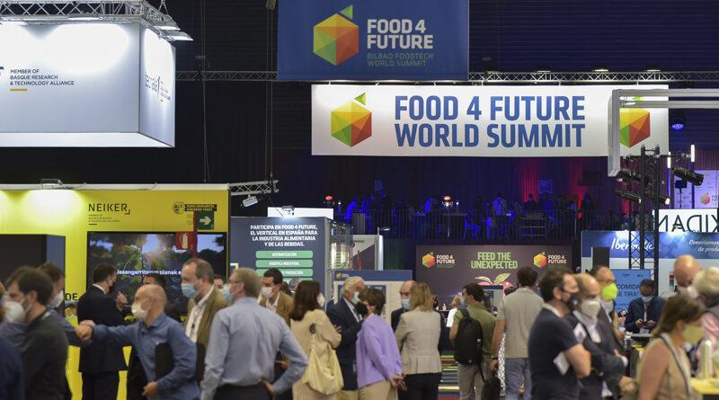 Food 4 Future reúne en Bilbao a más de 5.000 visitantes de 22 países