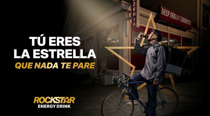 ''Tu eres la estrella'', campaña de Pepsico para el relanzamiento de Rockstar Energy Drink