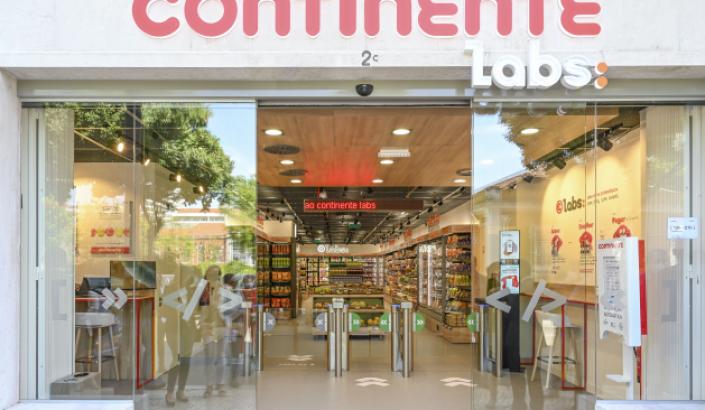 El líder portugués Continente, abre su primer supermercado sin cajas