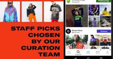 Etsy cierra un acuerdo de compra con Depop, app de ropa de segunda mano