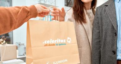 Ilunion convierte sus tiendas en hospitales en puntos de recogida