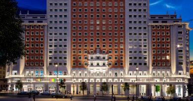 Inditex se instalará en el edificio de Plaza de España de Madrid