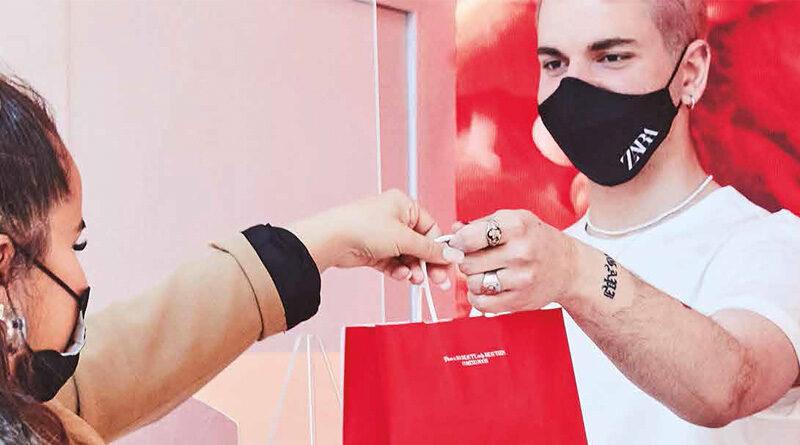 Inditex consigue doblar ventas en el primer trimestre y supera los 4.900 millones