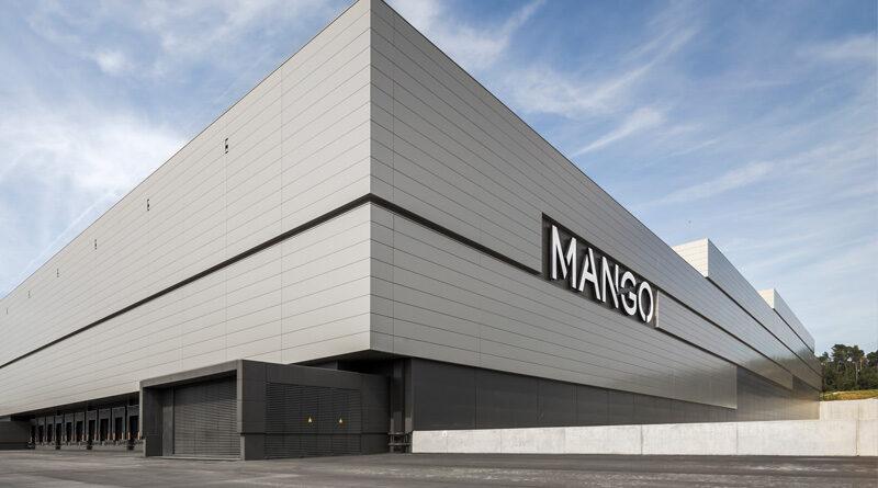 Mango amplía su centro de Lliçà d'Amount para reforzarse en ecommerce