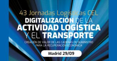 Vuelven las Jornadas Logísticas CEL en formato presencial