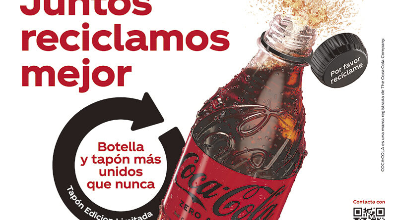 Coca-Cola empieza el testeo de sus nuevos envases en España