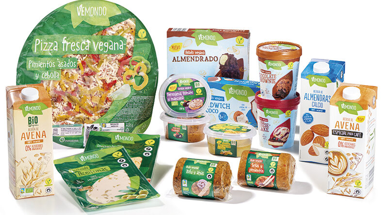 Lidl lanza Vemondo, nueva marca 'veggie', y supera las 140 referencias