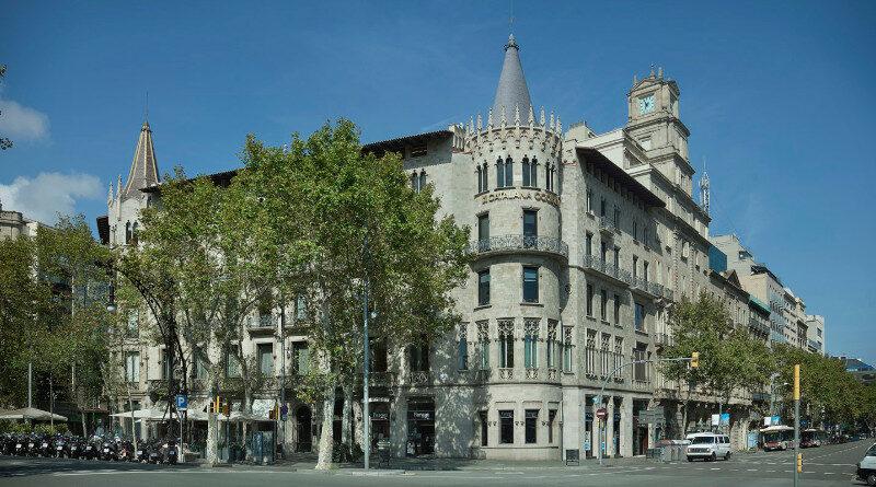Adidas abrirá una flagship store en el edificio Palau Pasqual i Pons (Barcelona)