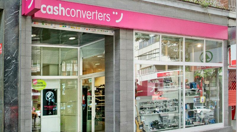 Cash Converters presenta nuevo concepto de tienda, más sostenible