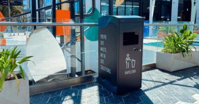 El centro comercial Glòries (Barcelona), banco de pruebas de 5 startups coreanas