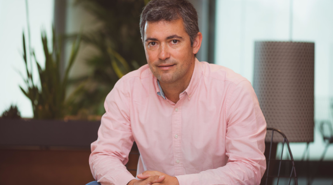 Juan José Llorente, country manager de Adyen España y Portugal