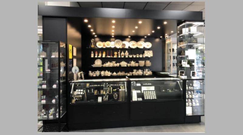 Interior de una de las tiendas con el nuevo concepto de Cash Converters