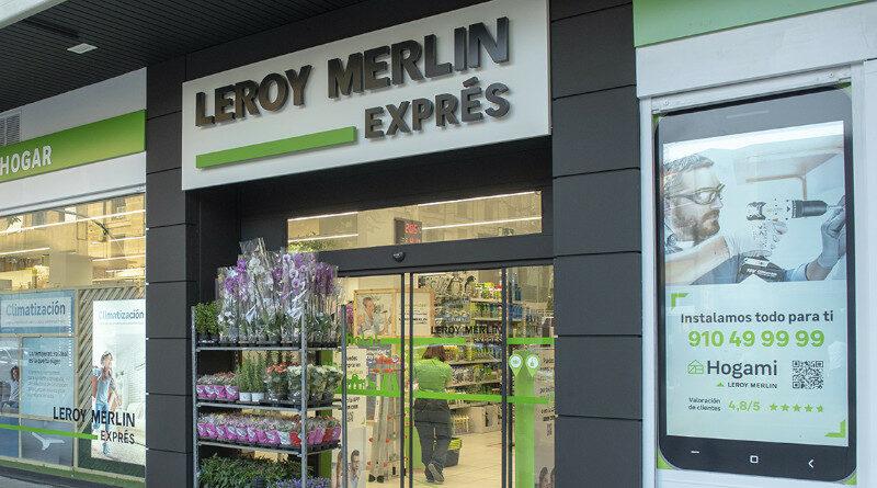 Leroy Merlín Express, el concepto de proximidad de Leroy Merlín