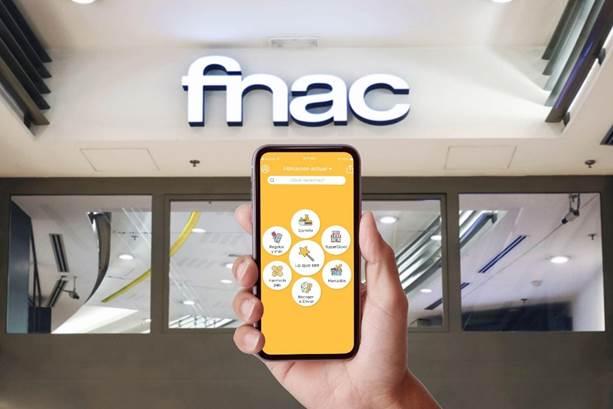 Fnac cierra alianza con Glovo para comercializar en su 'app' hasta 10.000 referencias