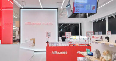 AliExpress abre su cuarta tienda en C.C La Maquinista (Barcelona)
