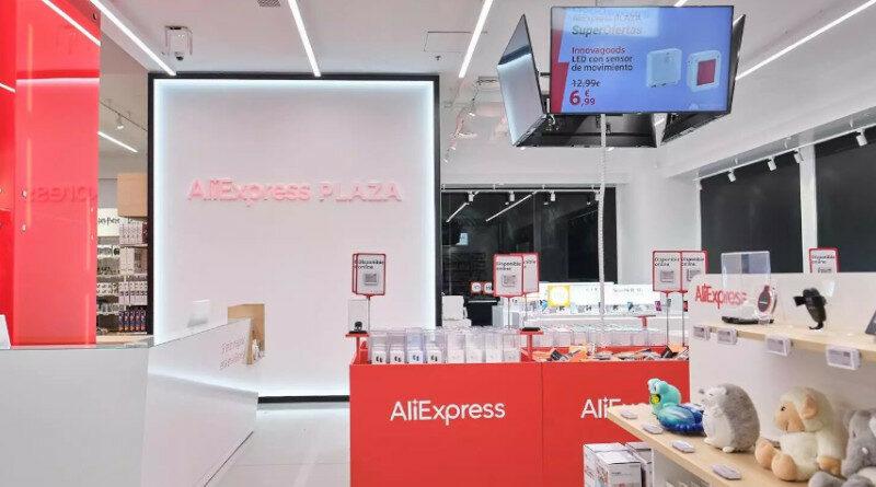 AliExpress abre en La Maquinista-Barcelona, su cuarta tienda física en España