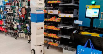 Decathlon automatiza la monitorización de inventario en tienda