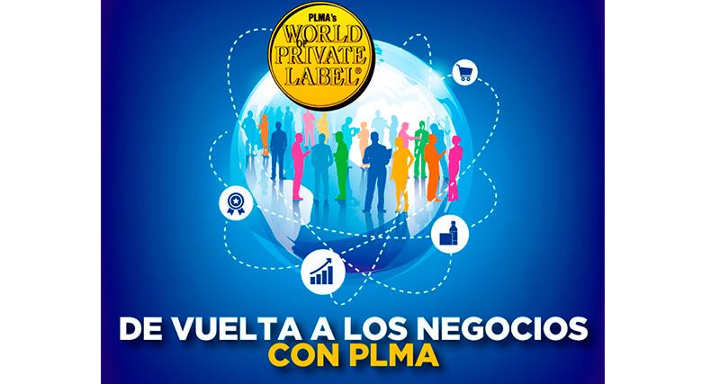La feria 'El mundo de la marca de distribuidor' de PLMA vuelve con fuerza