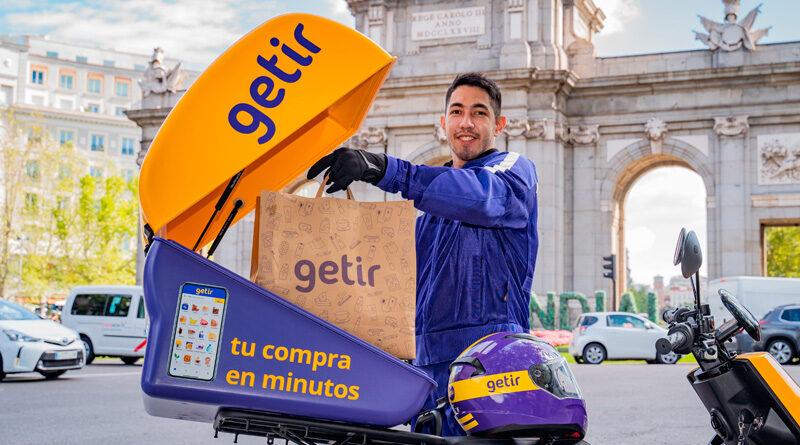Getir llega a España para revolucionar la entrega de última milla