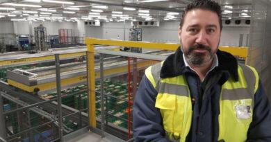 Mercadona instala en cuatro centros sistemas intralogísticos automatizados