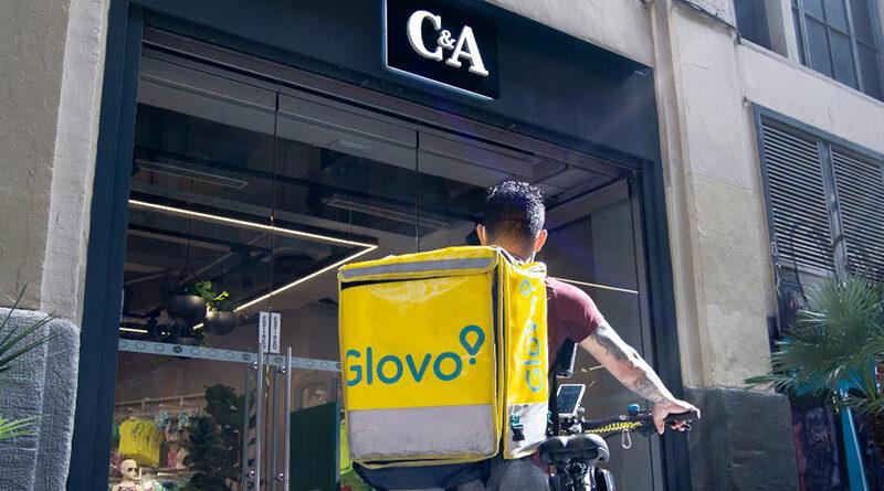 C&A se suma a las entregas ultrarrápidas en un acuerdo con Glovo