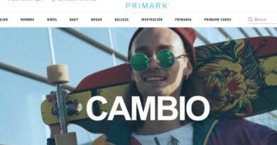 Primark avanza en digitalización. Lanzará una nueva web en 2022