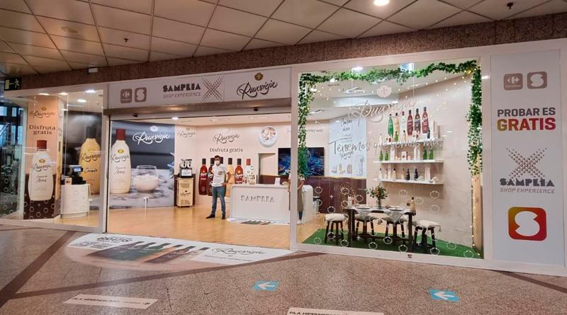 Samplia abre su tercera tienda en C.C. Gran Vía de Hortaleza (Madrid)