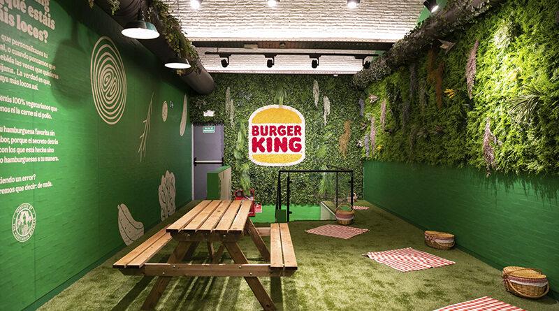 «Long Vegetal», el nuevo miembro de la gama 'veggie' de Burger King