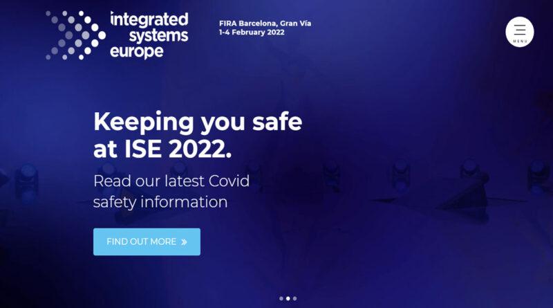 ISE 2022 calienta motores para ofrecer experiencias innovadoras al sector audiovisual