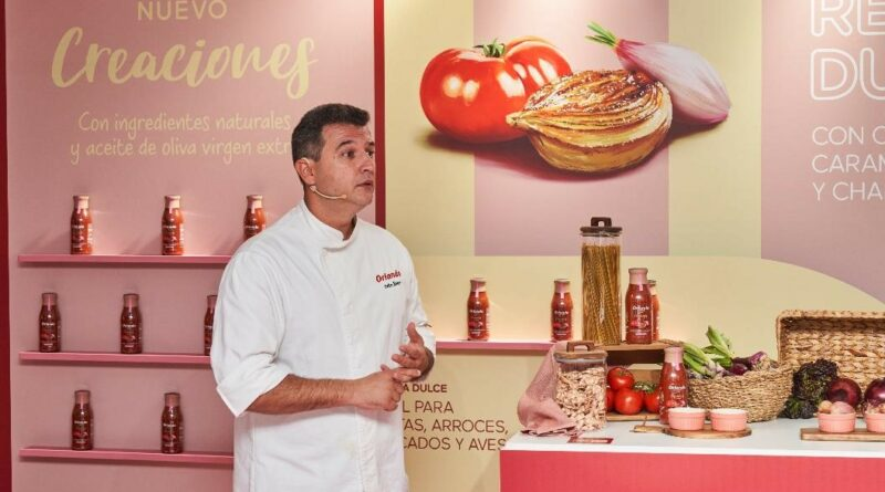 Orlando presenta su nueva gama de tomates en una pop up experiencial en Madrid