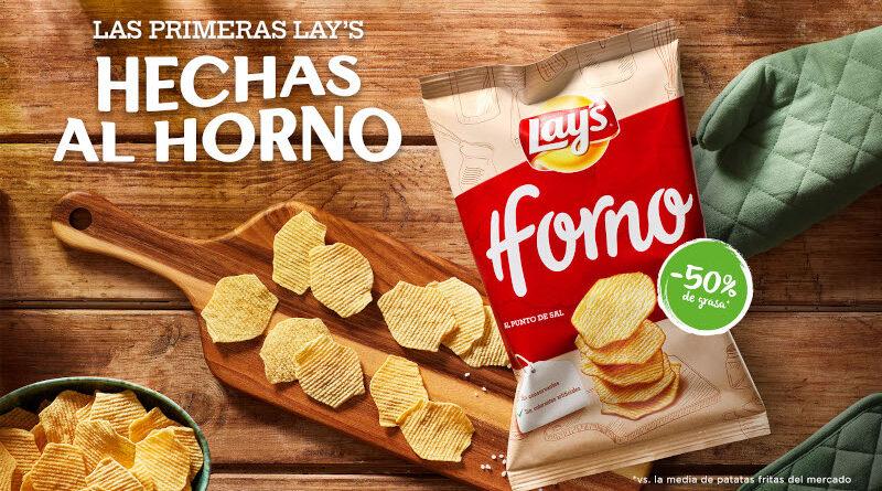 Lay´s presenta su primera gama de patatas hechas al horno