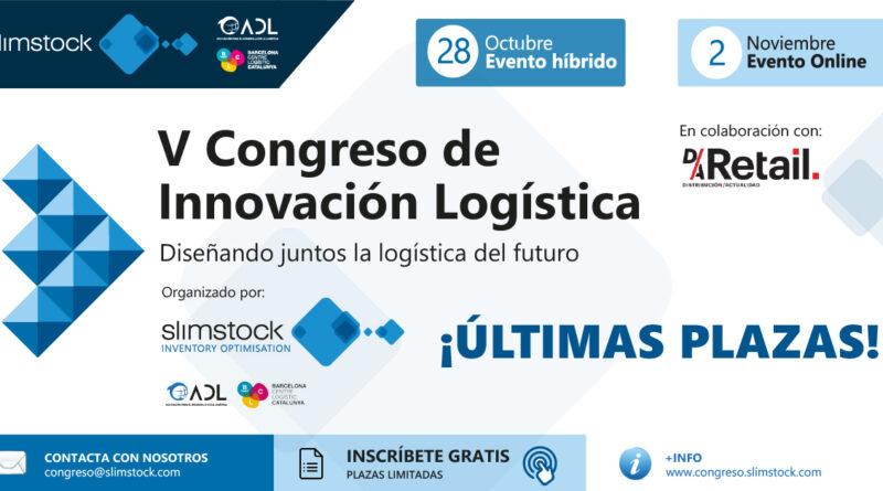 V Congreso Innovación Logística. Últimas plazas